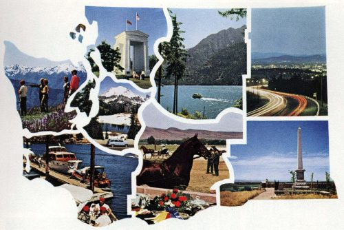 Washington state tourism tips from the 60s