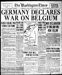 Washington times., August 04, 1914