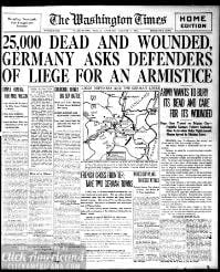 Washington times., August 07, 1914