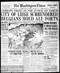 Washington times., August 09, 1914