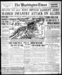 Washington times., August 15, 1914