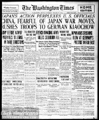 Washington times., August 17, 1914