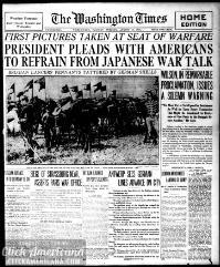 Washington times., August 18, 1914