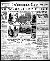 Washington times., July 26, 1914