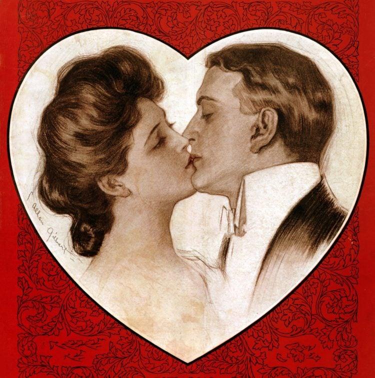 Wedding couple 1904