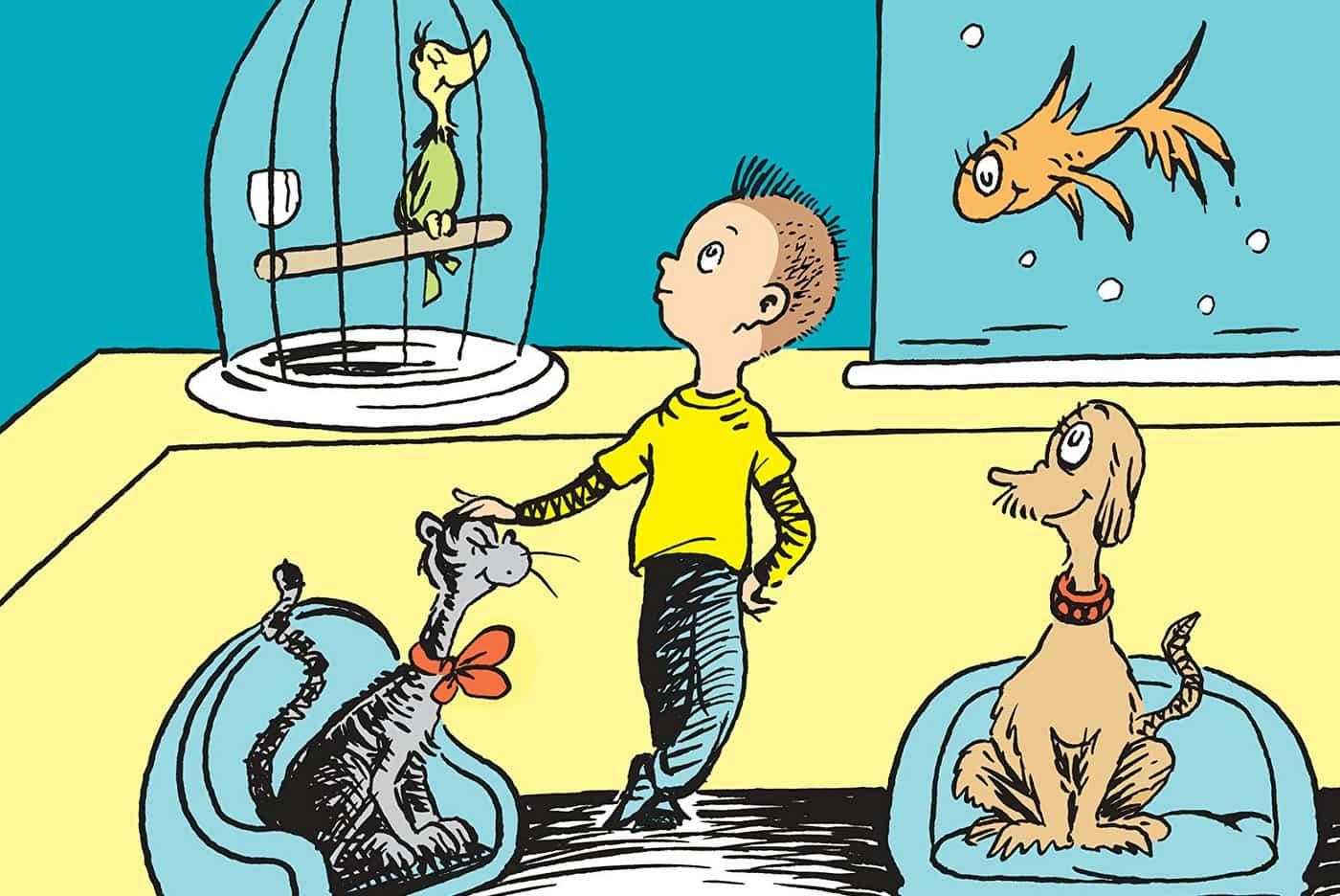 What Pet Should I Get - Dr Seuss