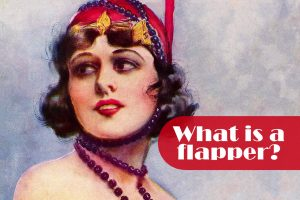 What is a flapper - 1920s women