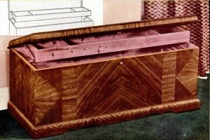What should you put in a hope chest