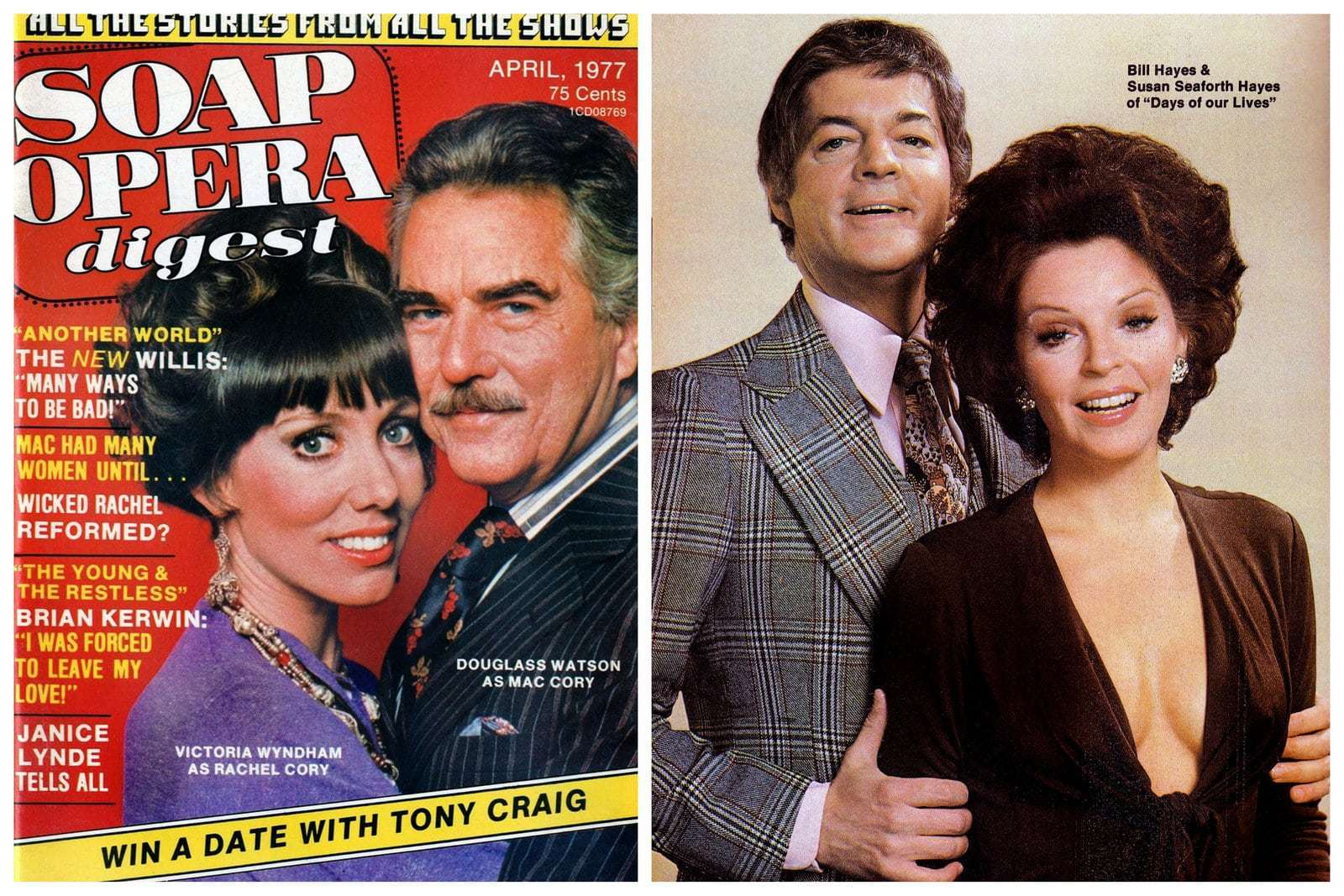 How 'Another World' & 'Days of Our Lives' were the first ...