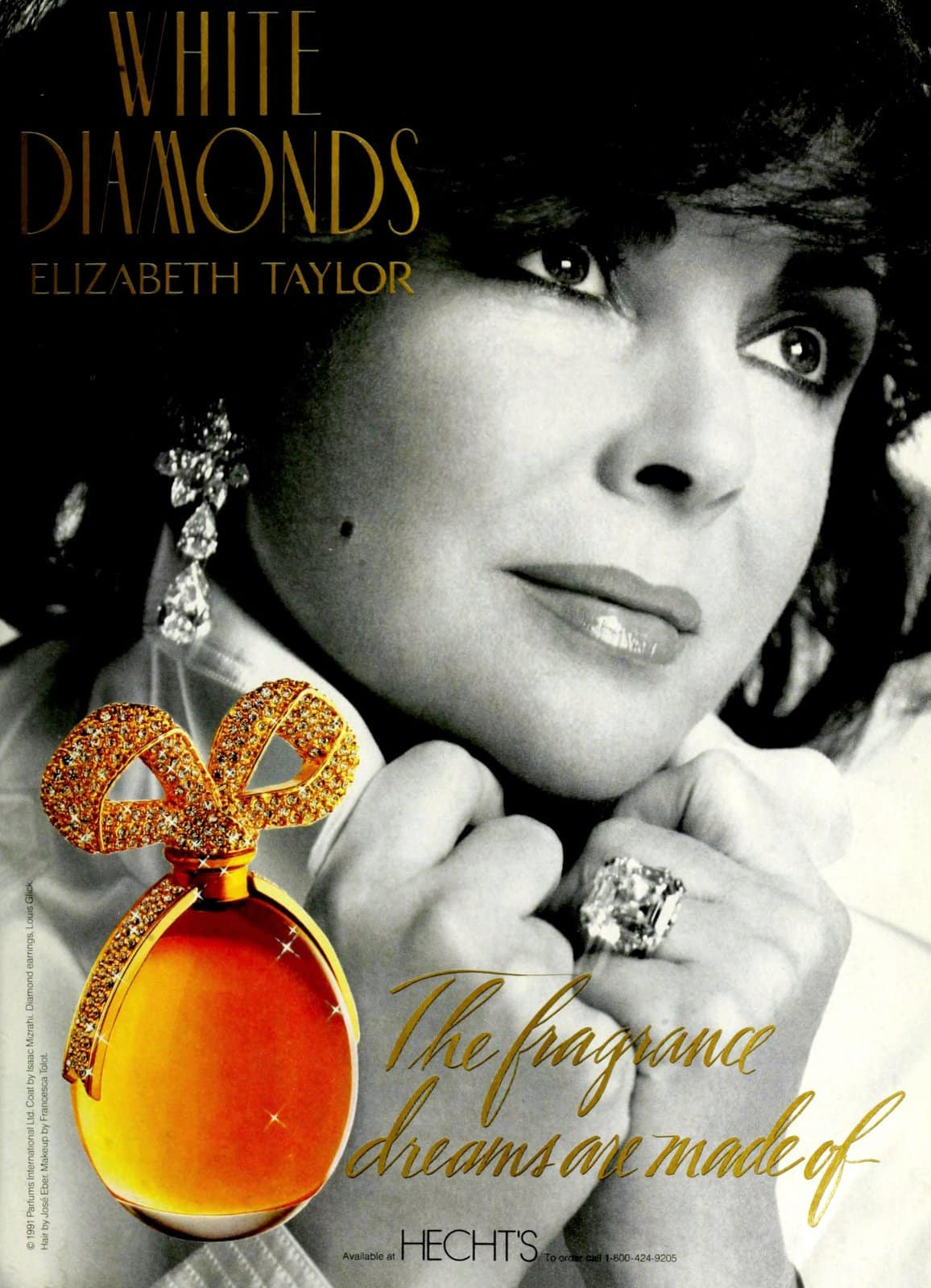 White Diamonds from Elizabeth Taylor (1991) at ClickAmericana.com