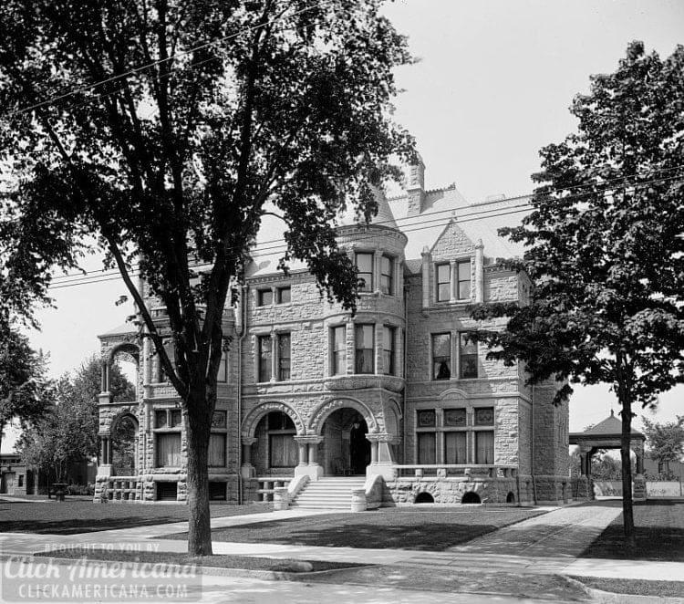 Whitney Residence c1905