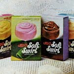 Who remembers Jell-O Soft Swirl dessert mix from the 70s