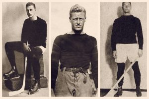 Who was Hobey Baker Meet the hockey player behind the famous award