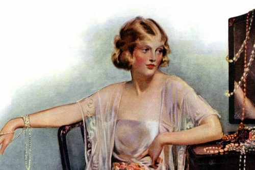 Why grow old Plastic surgery in the 1920s