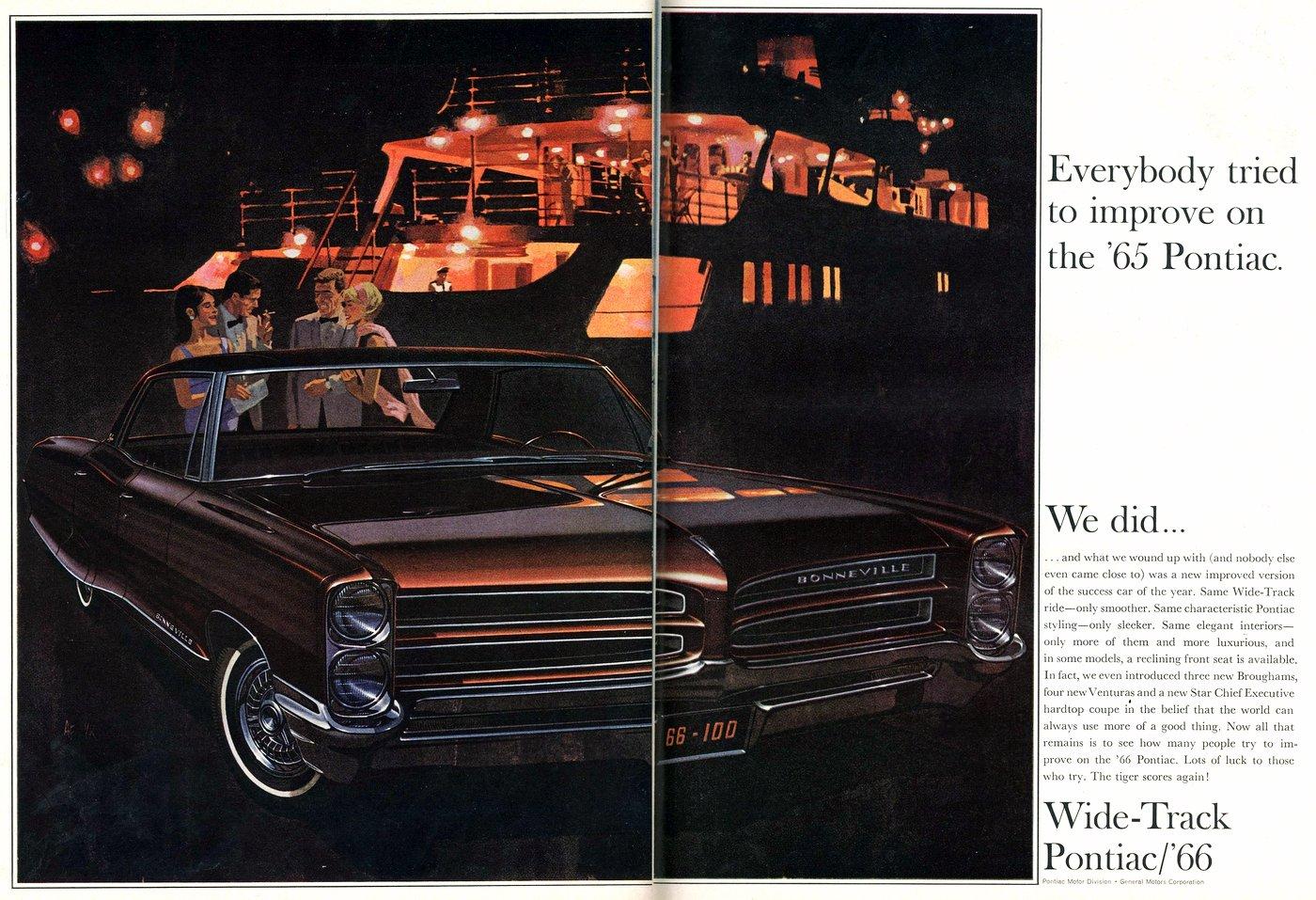 Wide-Track Pontiac 1966