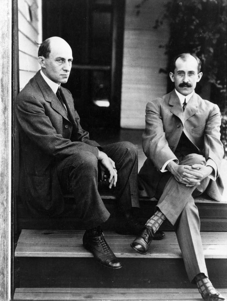 Wilbur and Orville Wright - The Wright Brothers