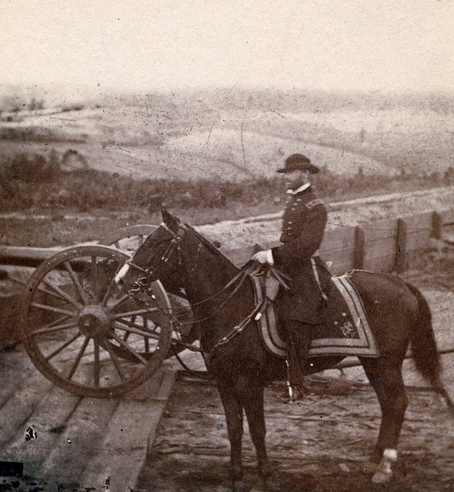 William T. Sherman - Atlanta, Georgia - 1864