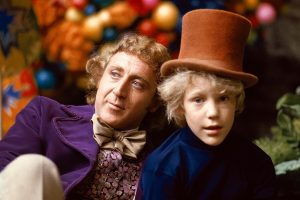 Willy Wonka and Charlie Bucket 1971