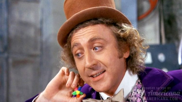 Willy Wonka with the Everlasting Gobstopper