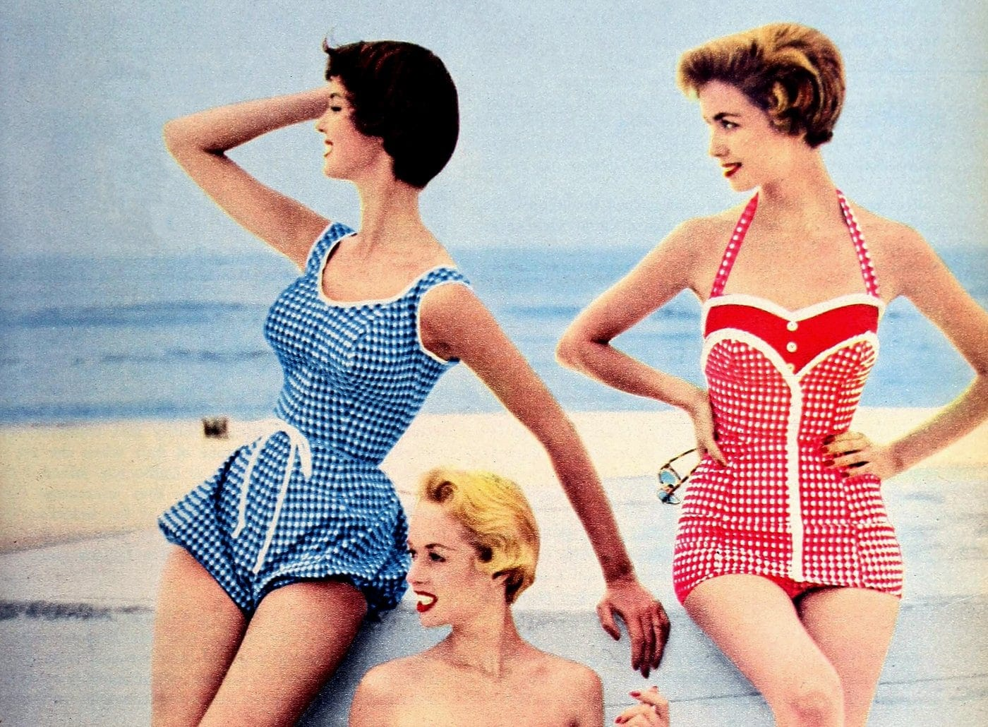 Women Do You Have The Ideal Figure Here S What They Thought In 1950 Click Americana