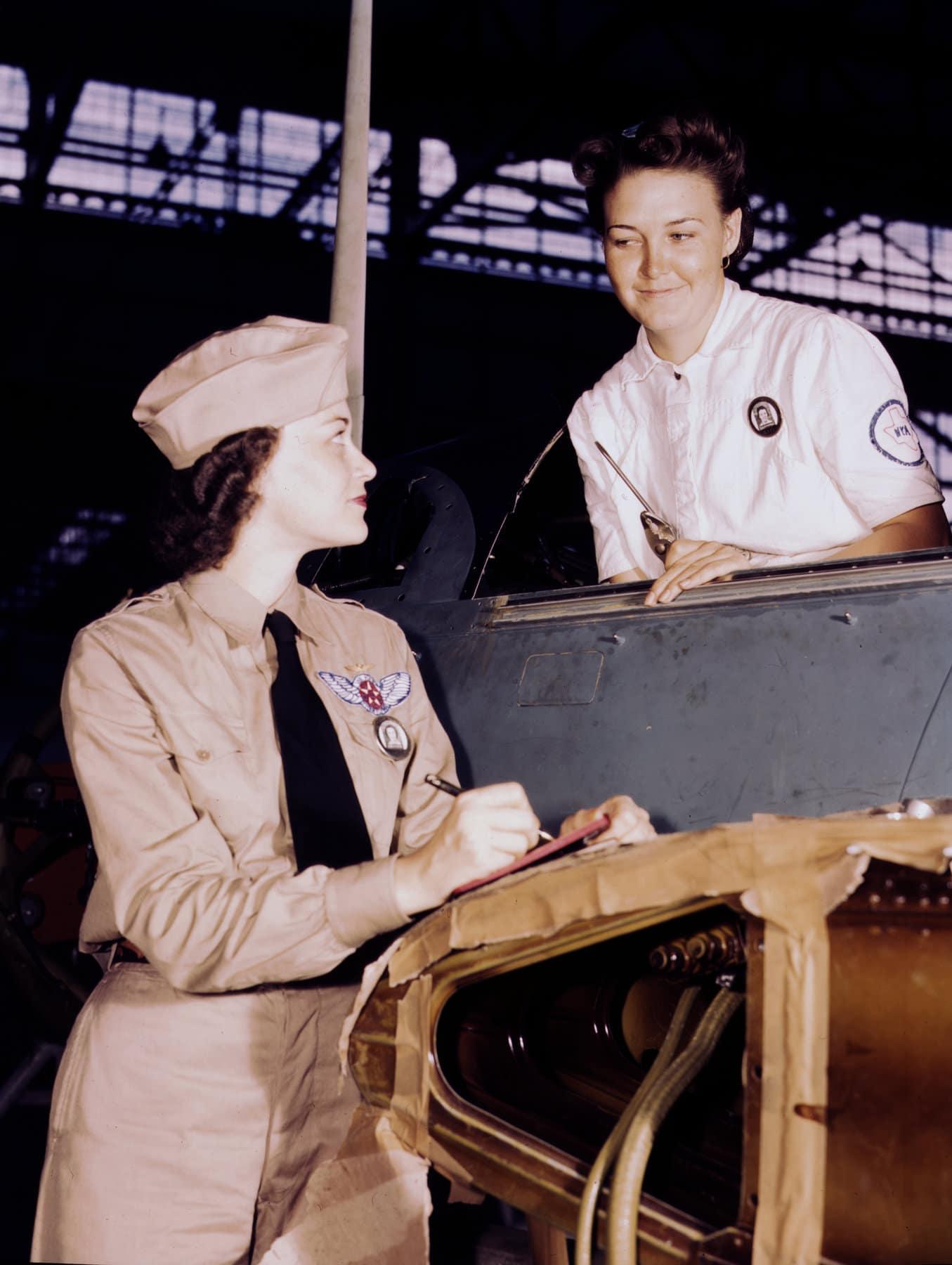 Women workers in Texas