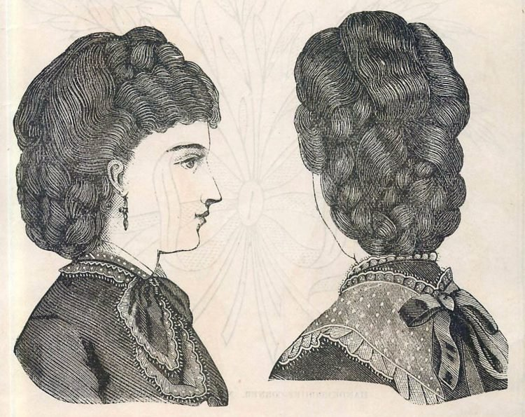 Victorian hairstyles for women