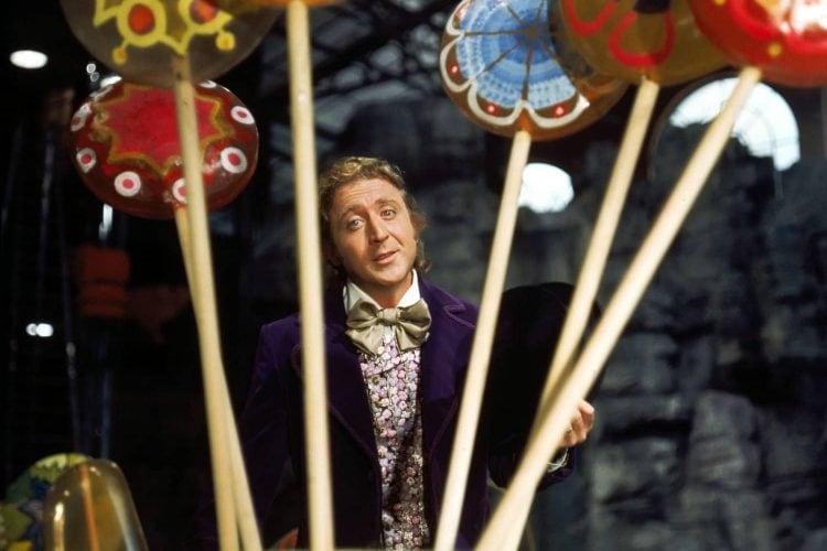 Wonka lollipops