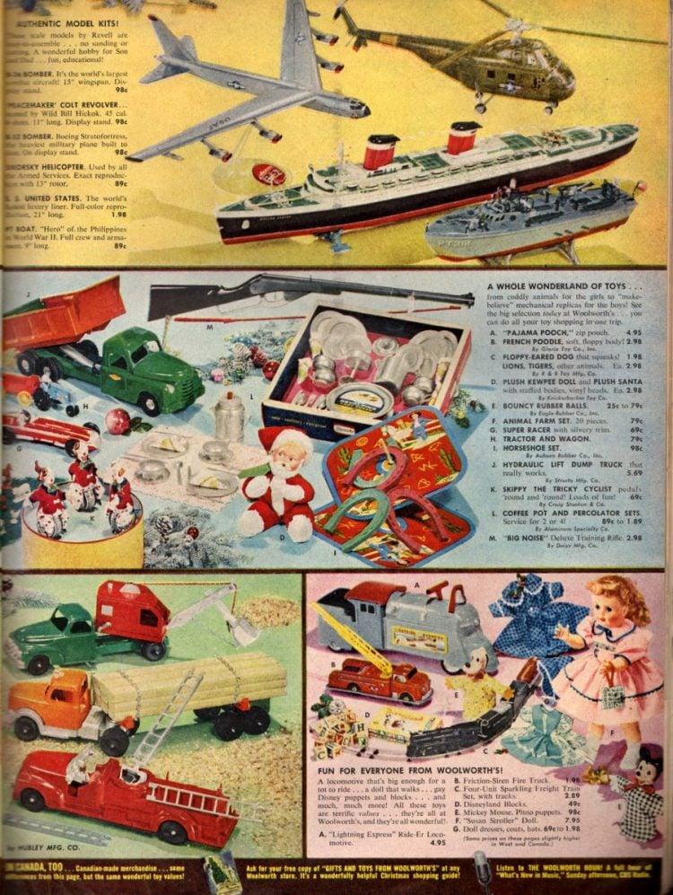 Woolworth's wonderland of toys - Vintage 1955 (1)