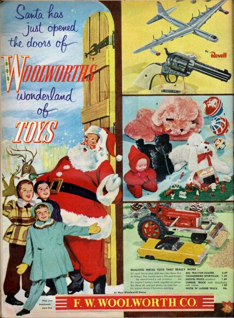 Woolworth's wonderland of toys - Vintage 1955 (2)