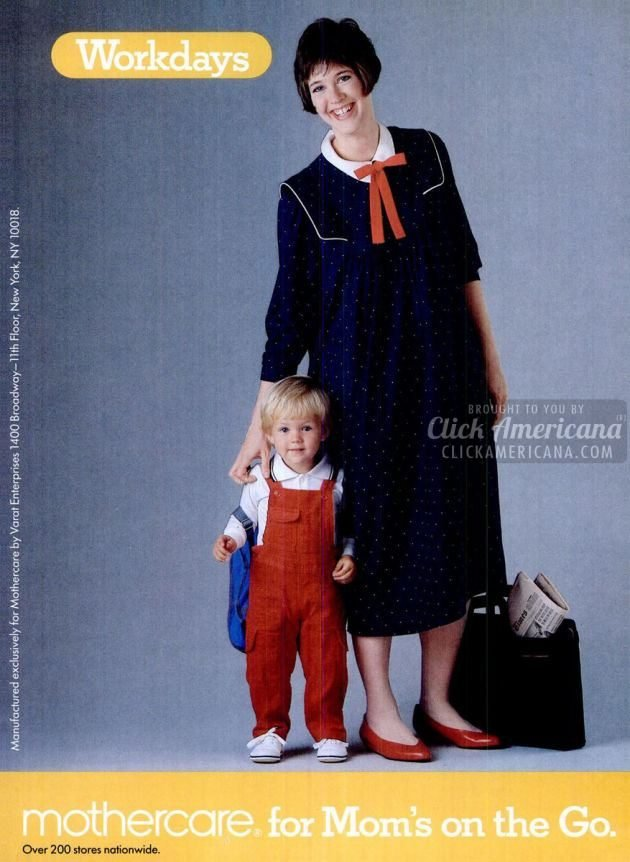 Working Mother Mar 1987 mothercare 2