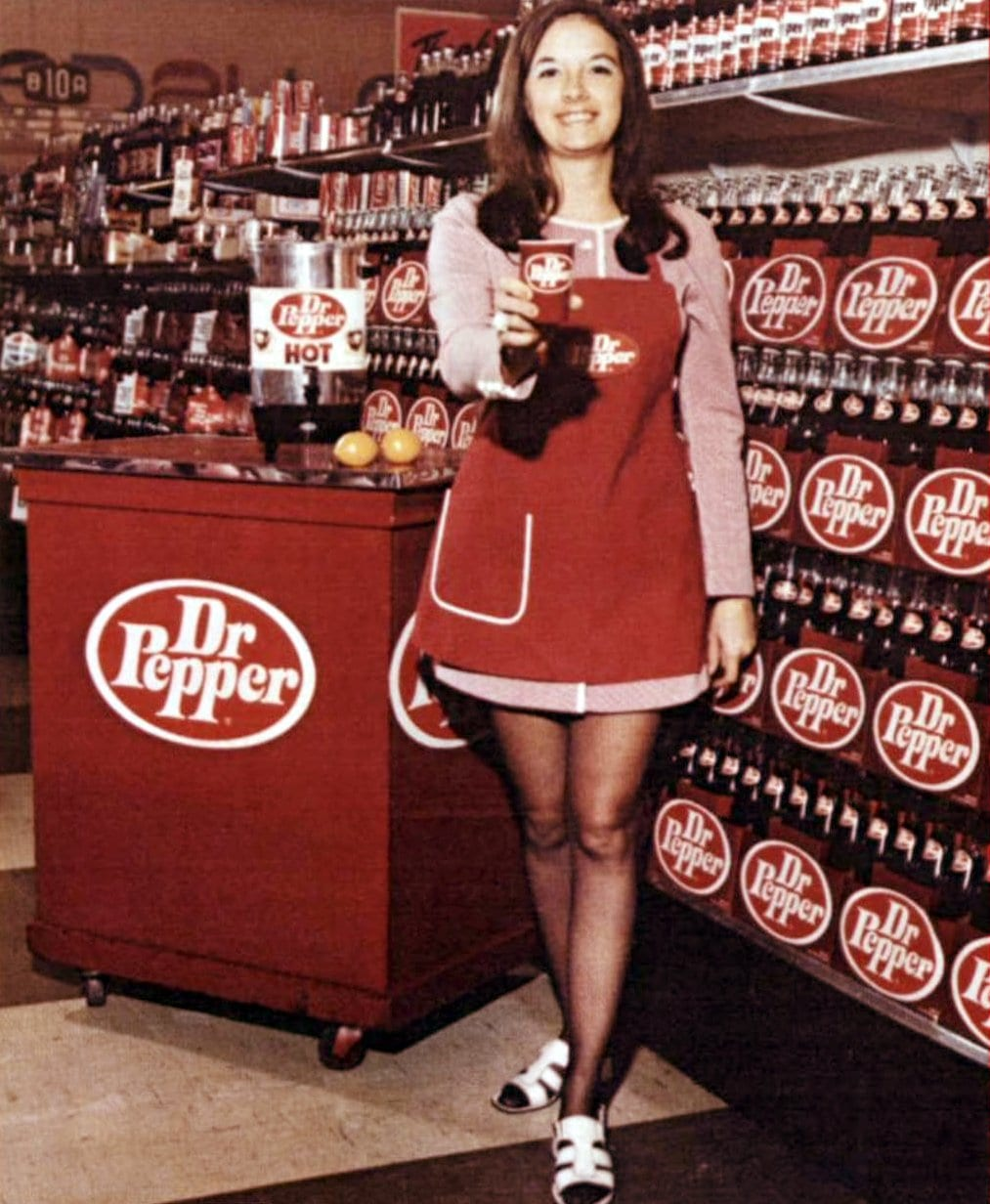 Would you like some Dr Pepper with your Dr Pepper (1974)