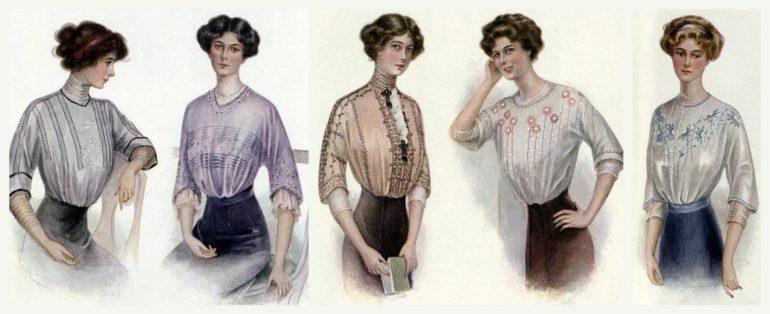 Wrinkles Why American women look older than their years (1911)