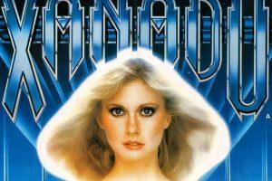 Xanadu movie poster