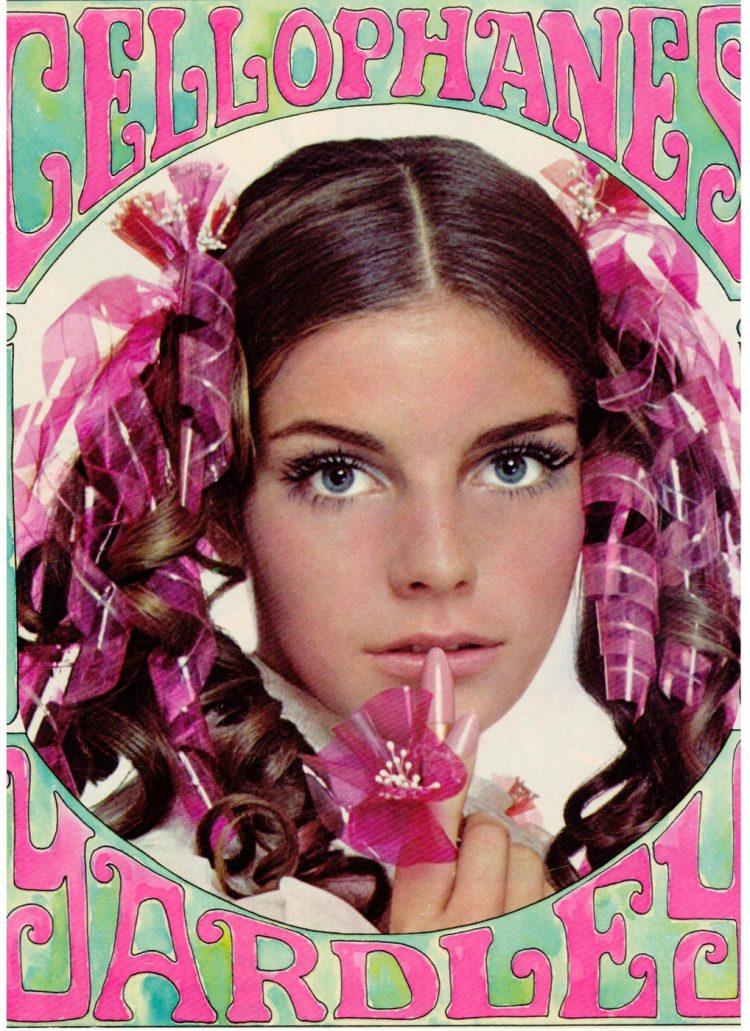 Yardley cellophanes makeup 1969