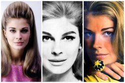 Young Candice Bergen early career actress