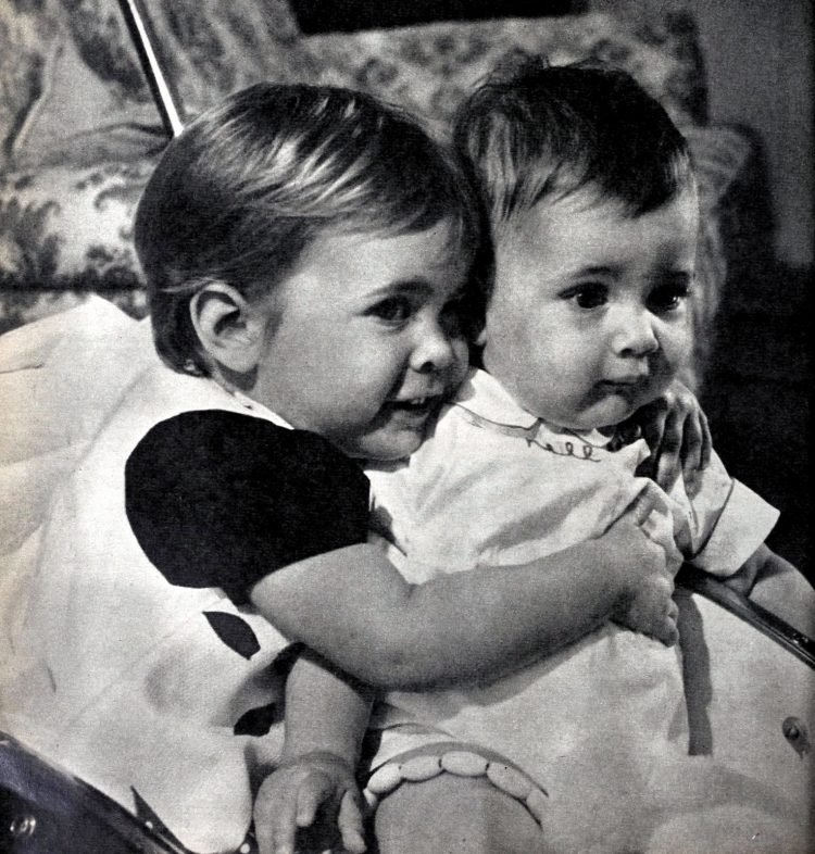 Young Carrie Fisher - Baby (4)