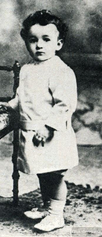 Young David Niven