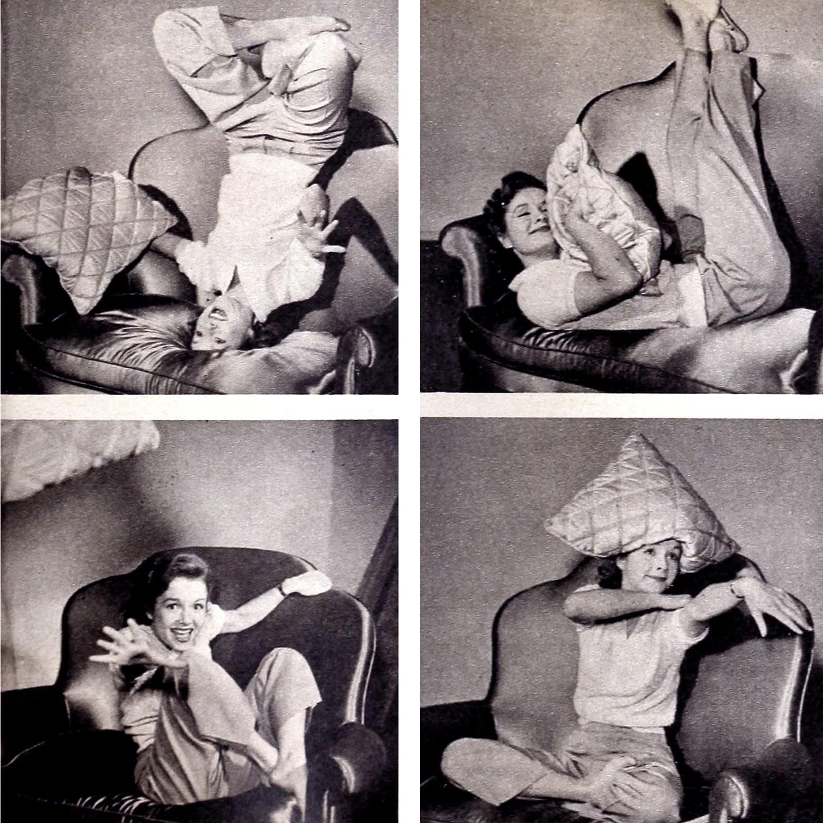 Young Debbie Reynolds in 1952 (1)