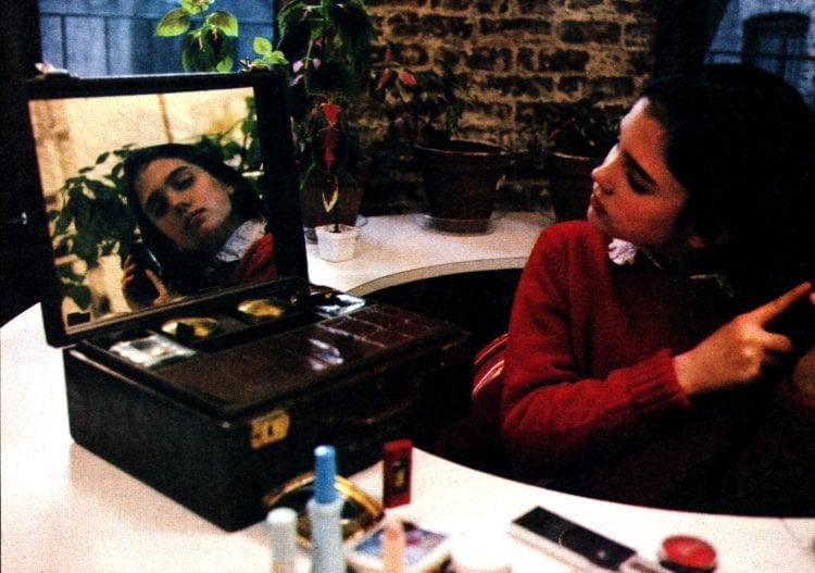 Young Jennifer Connelly - 1982 - Dynamite