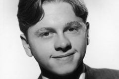 Young Mickey Rooney