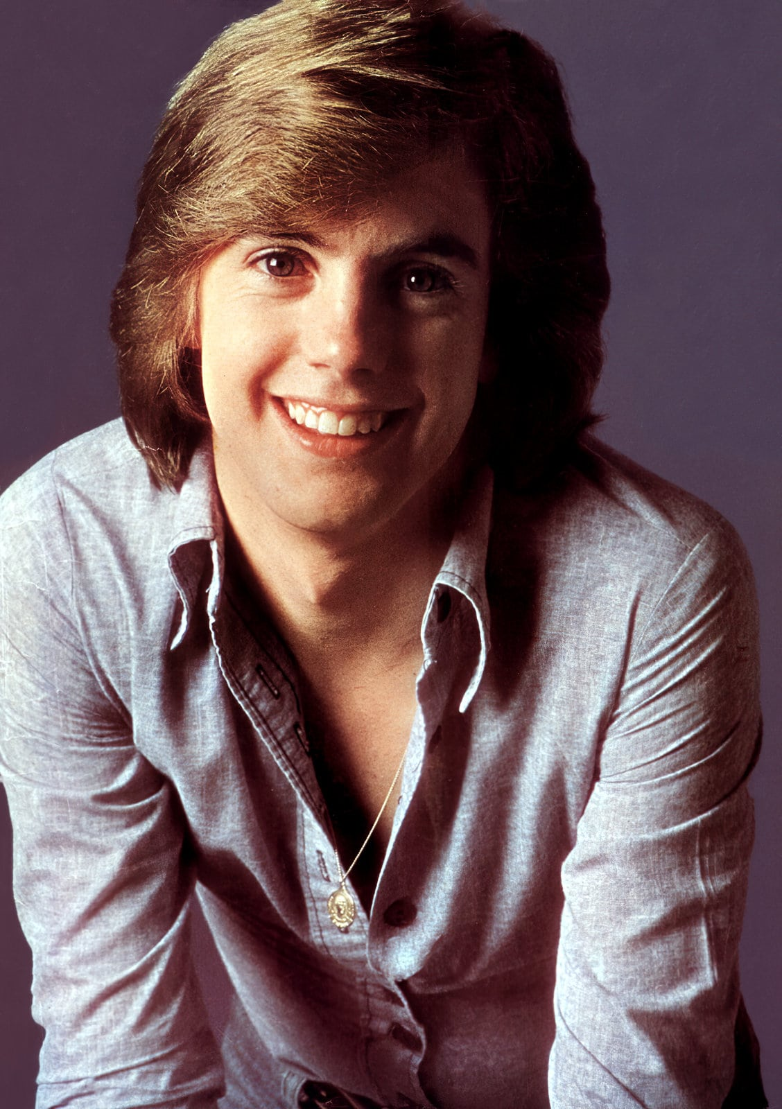 Young Shaun Cassidy - actor and singer