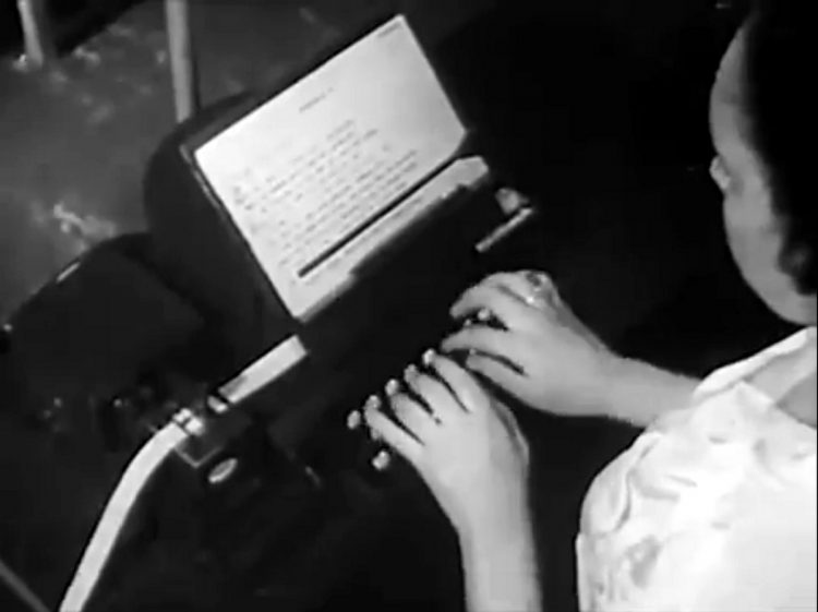 Your life work series Telephone and telegraph training film from 1946 (1)