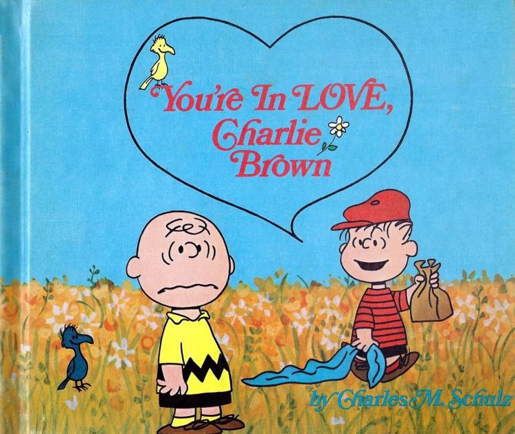You're in Love, Charlie Brown - 1968 book