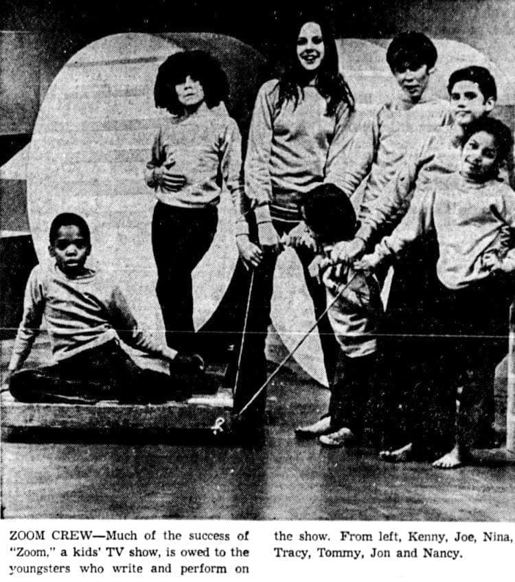 Zoom cast members - 1972 (1)