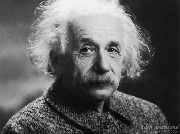 Albert Einstein dies (1955)