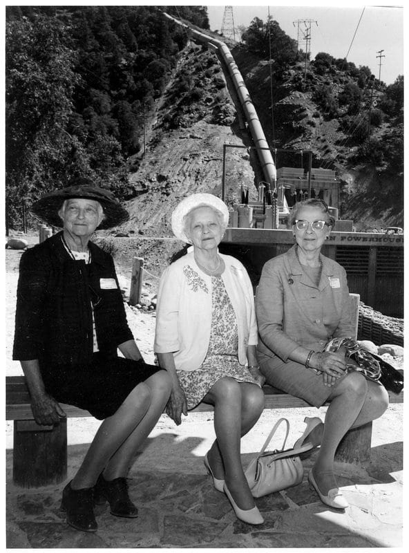 Alice, Martha and Eleanor - Lake Almanor
