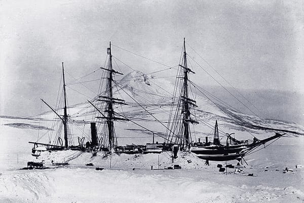 Rescue of the ship that went furthest south (1904)