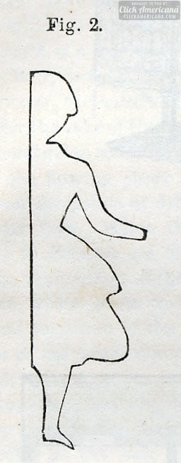 antique-craft-Patterns to cut and make Dancing Dolls (3)