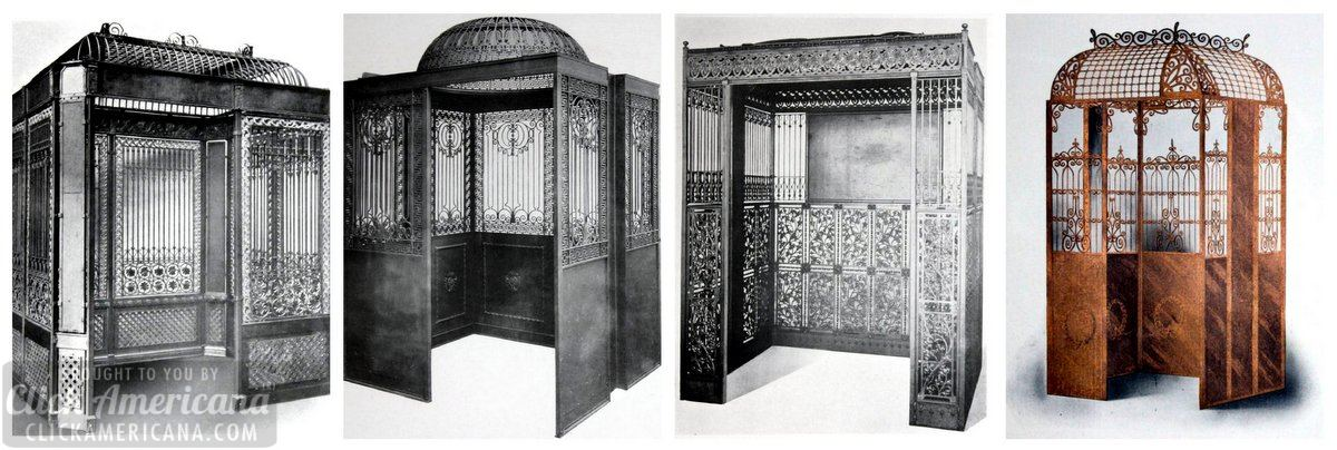 antique elevators