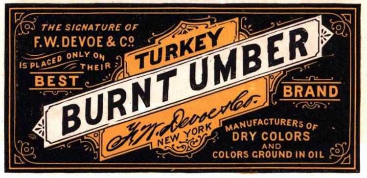 antique victorian labels signs paint 1870 1880 (10)